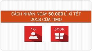 Hướng dẫn A Z kiếm tiền với Timo.vn - Kiếm tiền online CPL 2018
