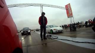 Peugeot 306 TD vs Golf MK2 TDI