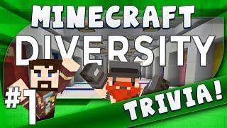 Minecraft Diversity #1 SLABS (Trivia)