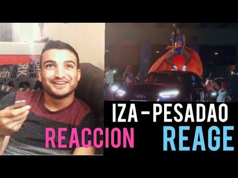 IZA - Pesadão (Participação especial Marcelo Falcão)