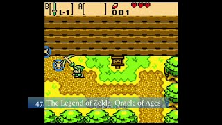 100 GBC (Game B๐y Color) Games...in 10 Minutes