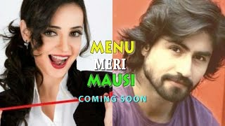 Harshad Chopda, Sanaya Irani In 'Meenu Mausi' New TV Show