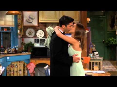 Friends - Ross and Rachel