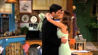 Friends - Ross and Rachel
