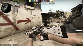 A normal Day in CSGO