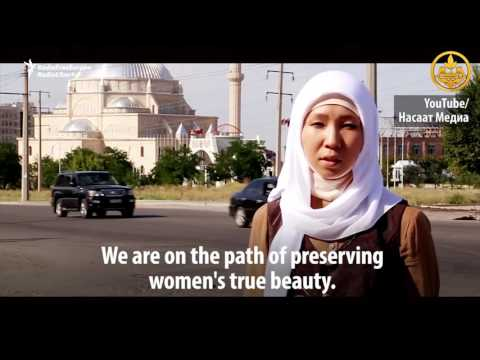 Kyrgyz Women Warned Of Dangers Of Islamic Dress