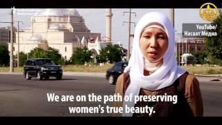 Kyrgyz Women Warned Of Dangers Of Islamic Dress