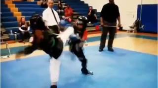 #QuickKickClips Sparring Highlight's (Part I)