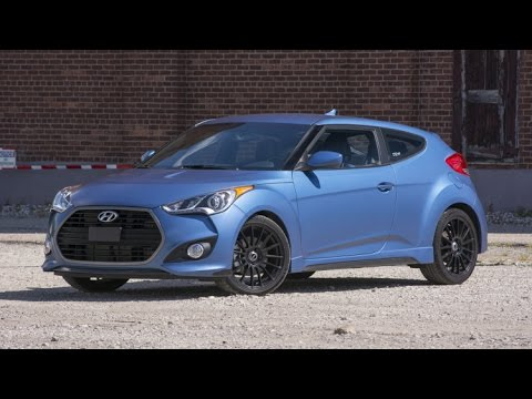 2016 hyundai veloster turbo rally edition quick spin youtube. Black Bedroom Furniture Sets. Home Design Ideas