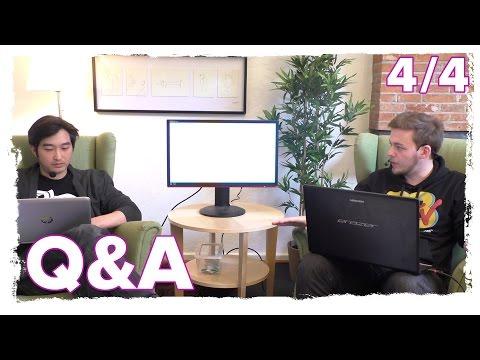 [4/4] Q&A #20 mit Budi & Steffen | Event-Marketing, Barter-Deals?, Charity, Strukturen | 19.04.2016