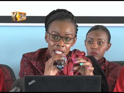 Kenya Airways staff down their tools