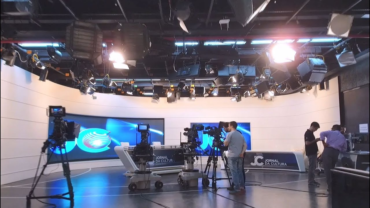 TV Cultura Installed Panasonic Broadcasting Equipment To