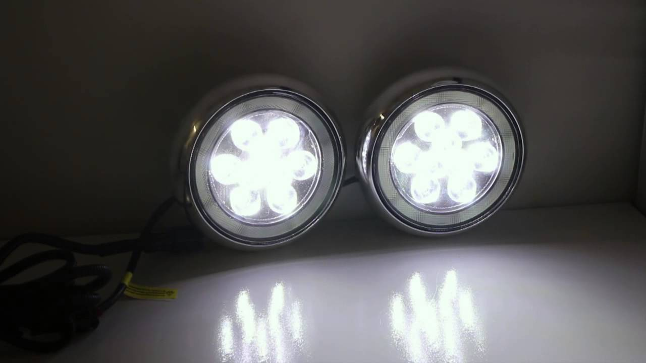 Mini Demo Oem Driving Light Style Cooper Led Halo Rally sQhrdCt