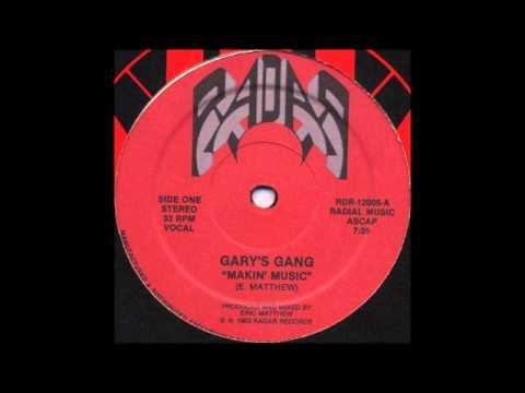 GARY'S GANG - Makin' Music (Vocal) [HQ]