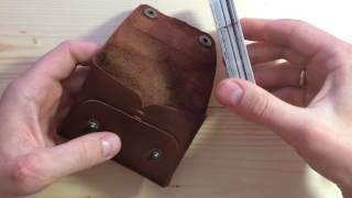 видео Конверт для пластиковых карт