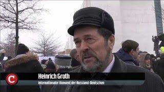 Exklusiv: Russland-Deutsche fordern Ende der Asyllawine