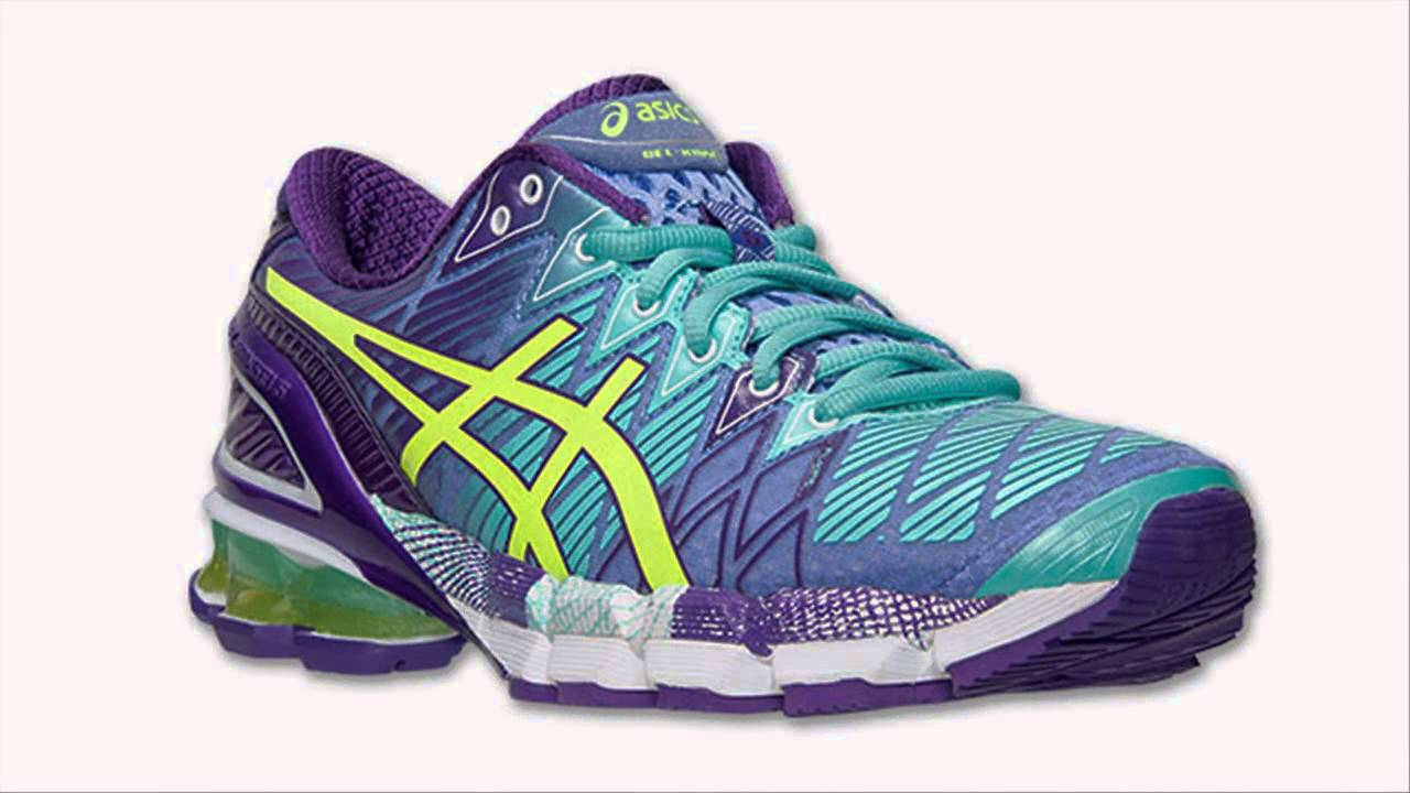 Womens Asics Running Shoes | Asics Gel Kinsei 5 Women's Running Shoes |  Asics Kinsei 5 Buy Online - YouTube