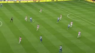 Stoke City vs QPR Eze goal with music