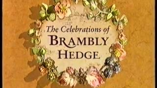 Brambly Hedge - The Celebrations of Brambly Hedge (1997)