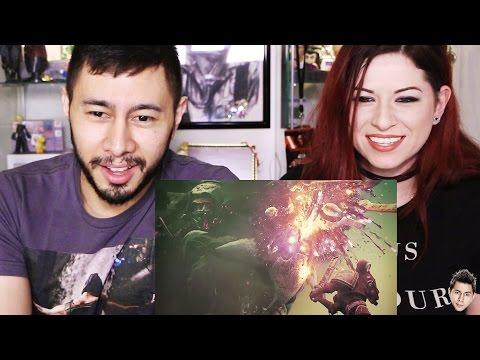 DAWN OF WAR III trailer reaction w/ Meghan Mayhem!