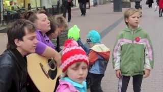 Многодетная семья из Нижнего Новгорода хочет в шоу