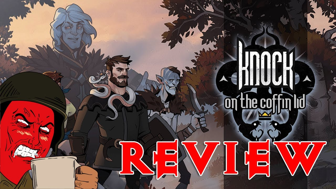 KNOCK ON THE COFFIN LID Game Review