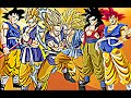 DBZ:Goku - All Forms 2016彼の悟空