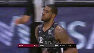 Miami Heat vs San Antonio Spurs | March 20, 2019