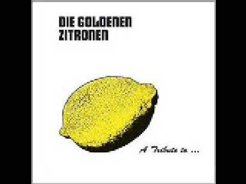 Die Goldenen Zitronen - Porsche, Genscher, Hallo HSV