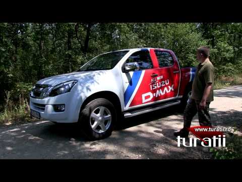 Isuzu D-Max 2,5l DSL 4x4 explicit video 1 of 5