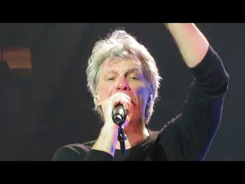 Bon Jovi In These Arms MSG 5/10/18