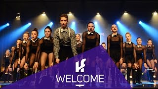 WELCOME | 1st Place - Showcase | Hit The Floor Lévis #HTF2015