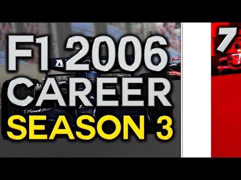 F1 2006 Career Mode S3 Part 7: MONACO GRAND PRIX