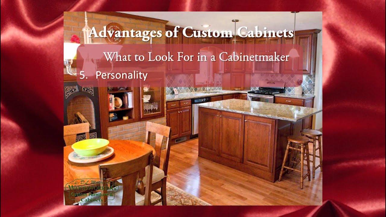 About D L Miller Woodworking Kitchen Bath Cabinets