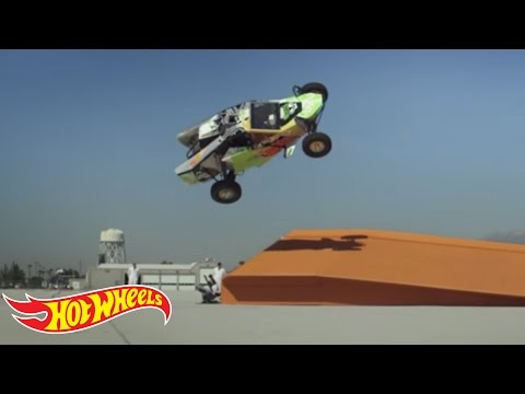 World Record: Corkscrew Jump