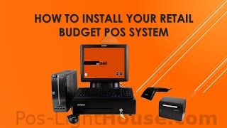 How to install your retail budget pos system from: https://pos-lighthouse.com/ step by guide + drivers download links.+ software training links --produc...