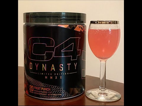 cellucor-c4-dynasty-review