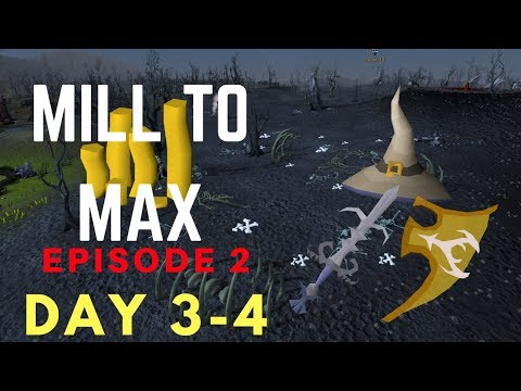 MILL to MAX Deep Wildy PKing Series  Episode 2 BIG LOOT