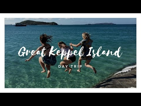 Great Keppel Island Day Trip