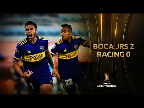 Boca Juniors Racing Club Goals And Highlights