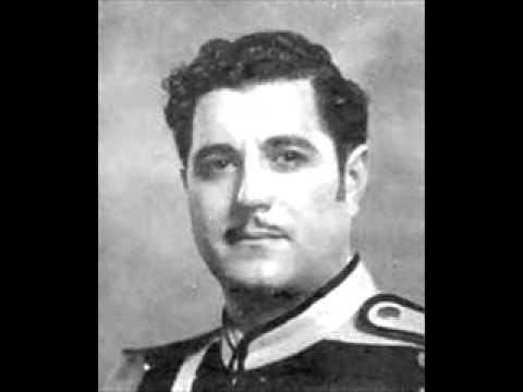 """Ramón Vinay Sings """"Vesti La Giubba""""       1948"""