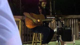 Ruston Kelly, Donovan Woods in West Hollywood at Troubadour