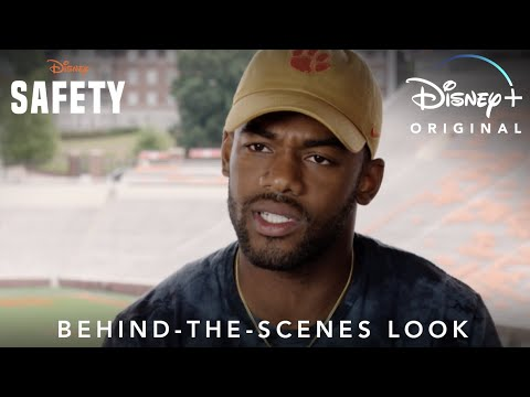 Behind-The-Scenes Look | Safety | Disney+