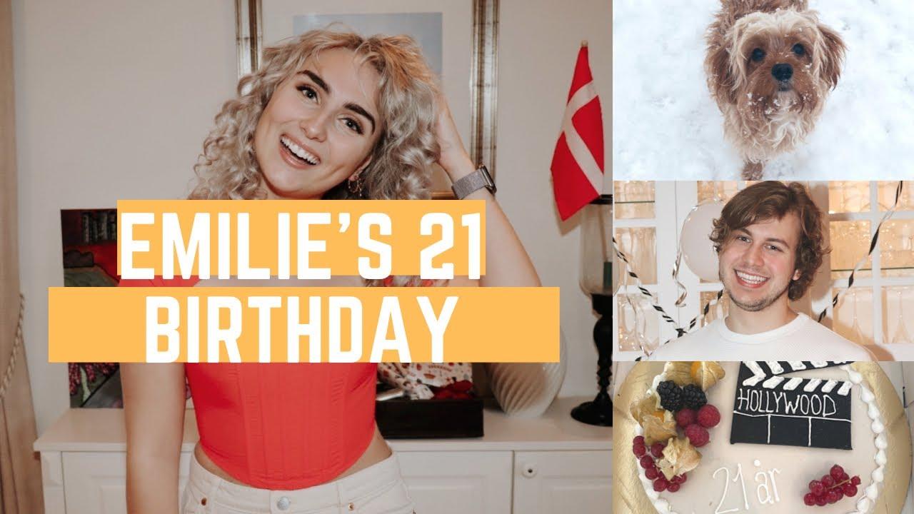 CELEBRATING MY 21 BIRTHDAY DURING LOCKDOWN
