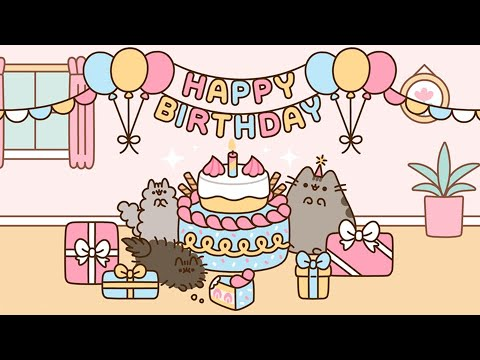 Happy Birthday Pusheen! (2020)