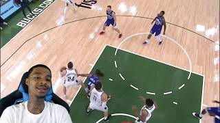 "FlightReacts NBA ""Play Of The Night"" MOMENTS!"