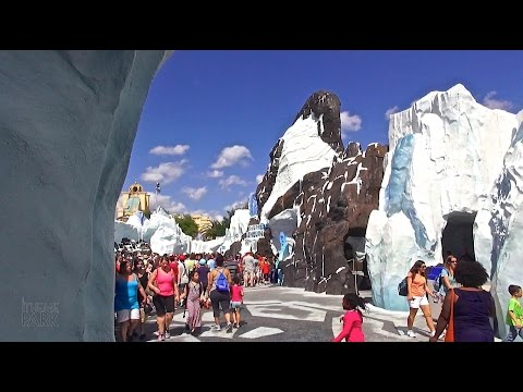 SeaWorld Orlando 2015 Tour and Overview | Orlando Florida