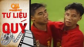 Vòng lọai Thế Vận Hội Sydney 2000: Olympic Việt Nam gặp Olympic Triều Tiên   BLV Quang Huy