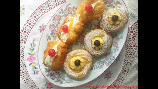 How to Make Zeppole & Sfingi - Rossella