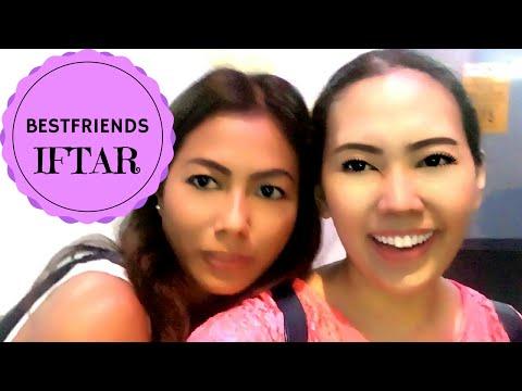 KK HOSPITAL + BESTFRIENDS IFTAR! | LiyanaAudrina